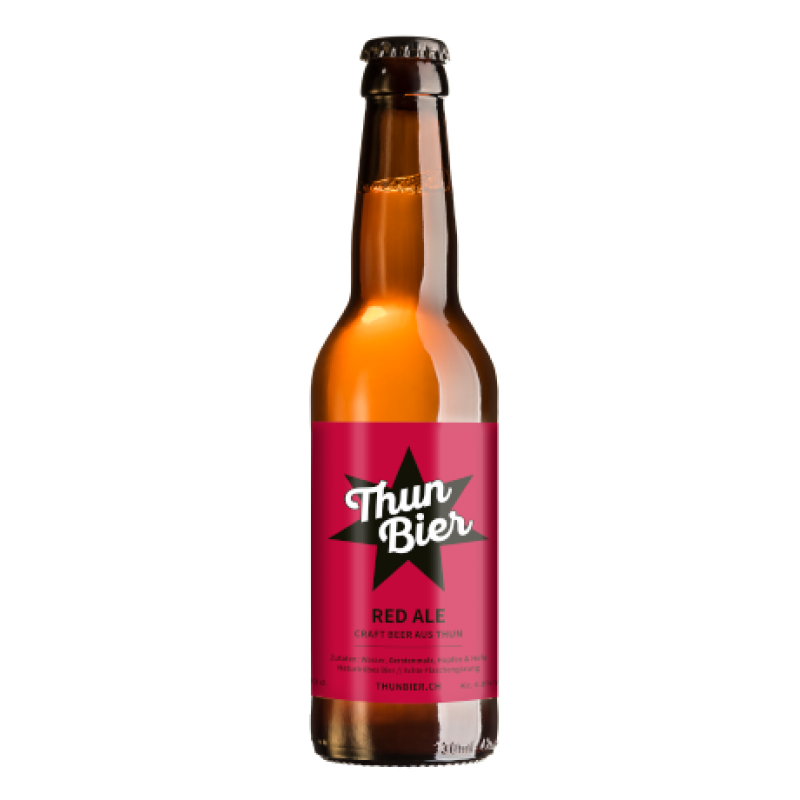 Thunbier Red Ale