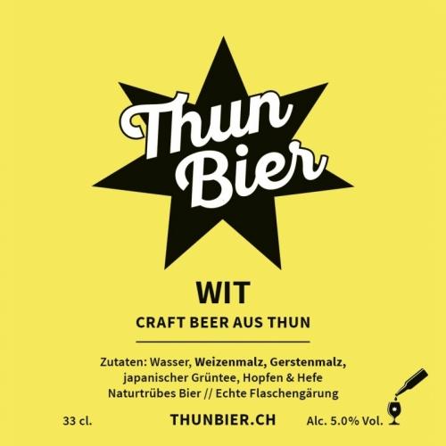 Thunbier Wit Flasche 33cl