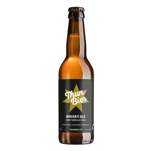 Thunbier Whisky Ale Flasche 33cl WEB
