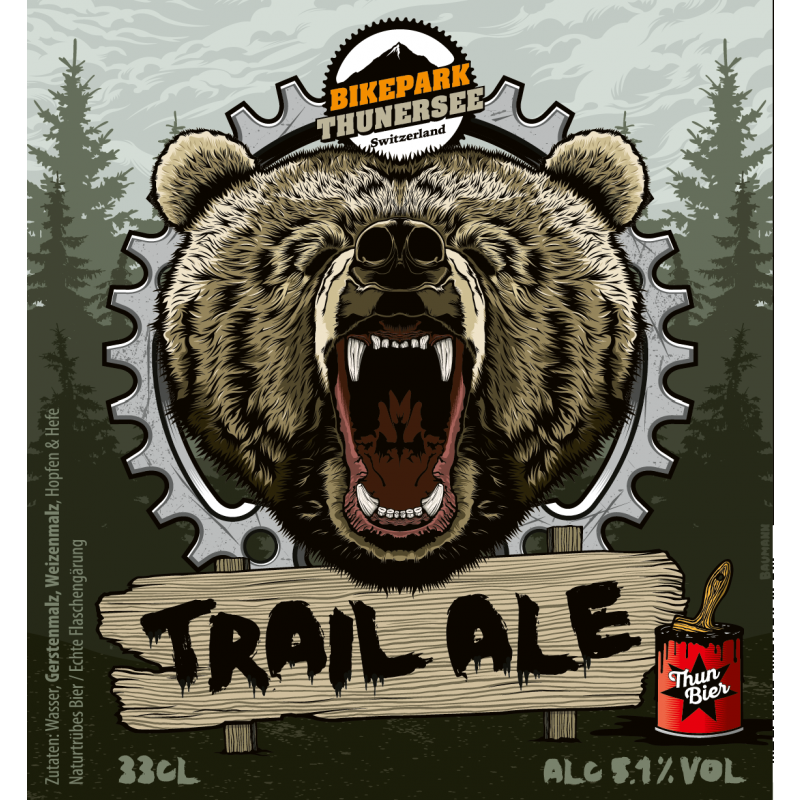 Thunbier Trail Ale Flasche 33cl WEB