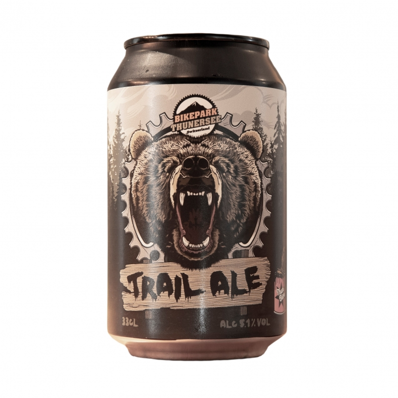 Thunbier Trail Ale Dose 33cl