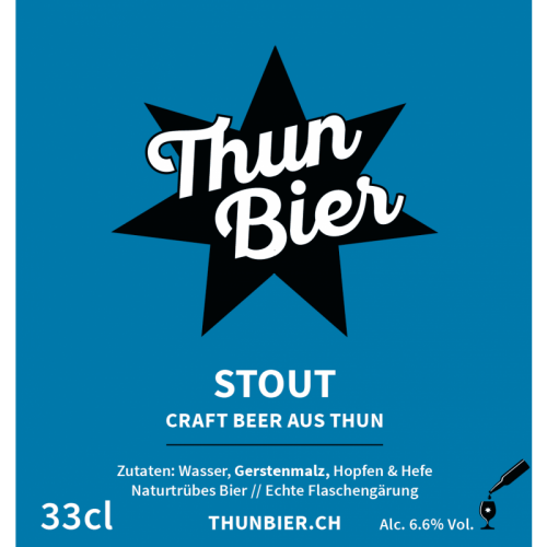 Thunbier Stout